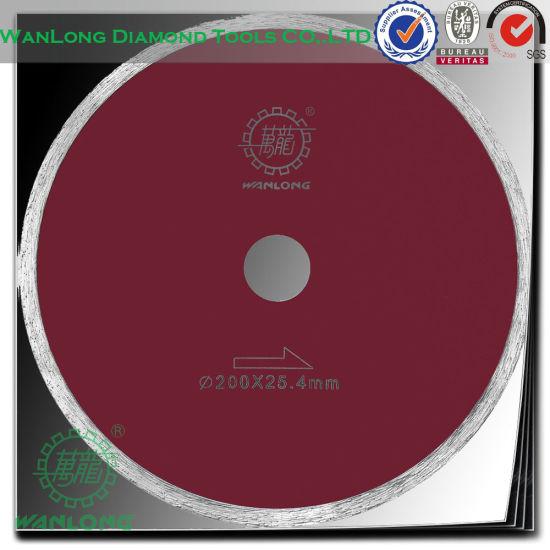 Diamond Blade Cutting Gl Tile Ceramic Disc For