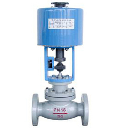 Single Seat Electric Control Valve pictures & photos