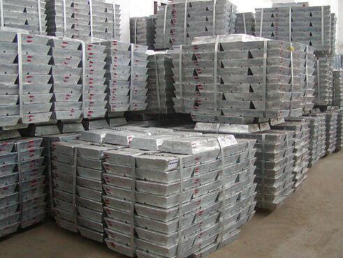 Zinc Ingots 99.997% with Factory Directly Sale