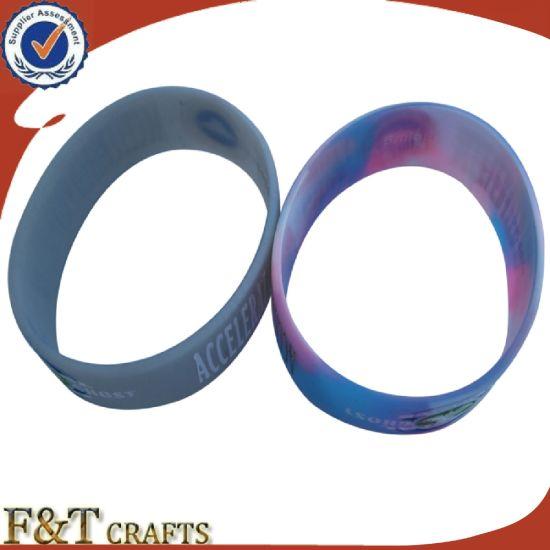 Cheap High Quality Silicon Bracelet (FTPV1001A)