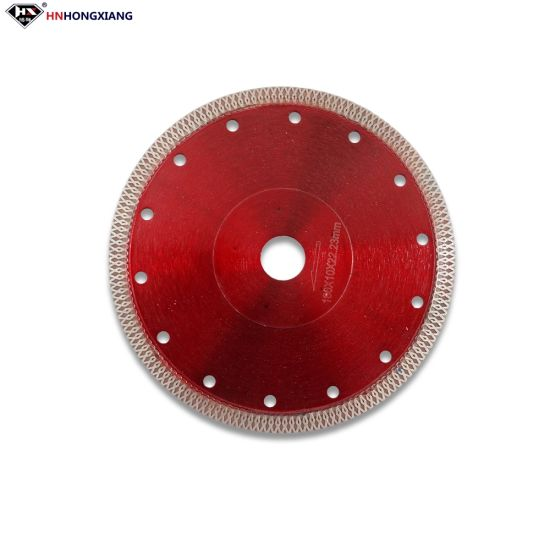 115mm Hot Press Diamond Blade for Ceramic Tiles