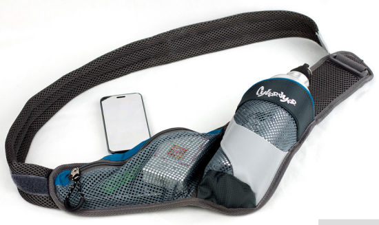 Hiking Trekking Sports Waist Bag with Bottle Pocket pictures & photos