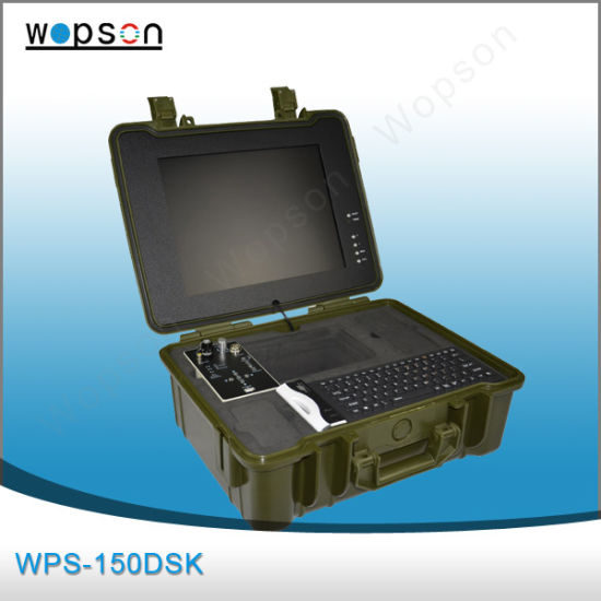 High Performance Pipe Detector with DVR/Keyboard/Microphone pictures & photos