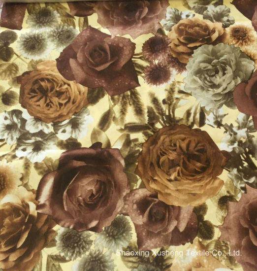 Flower Patterns, Sofa Fabric, Used For Textiles, Printed Fabric