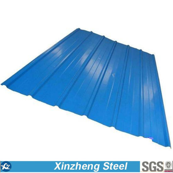 Full Hard Prepainted Roofing Sheet/Galvanied Roofing Sheet pictures & photos