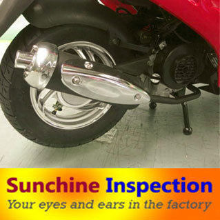 Motorcycle Quality Control Service / Third Party Inspection Services in Zhejiang pictures & photos