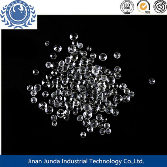 Grinding Glass Beads/Wholesale Factory/Abrasive Glass Beads for Sand Blasting pictures & photos