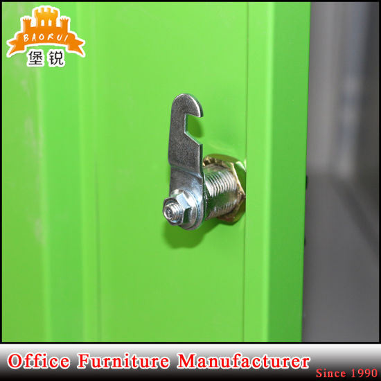 Colorful 15 Door Compartment Steel Staff Cabinet Metal Locker pictures & photos