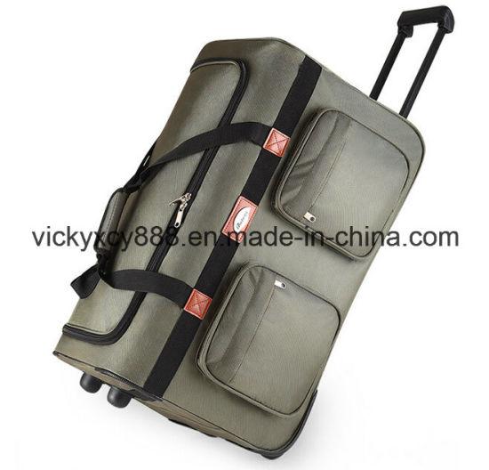 62b0c4160dbd7 Men Women Big Capacity Trolley Wheeled Air Travel Bag (CY3557) pictures    photos