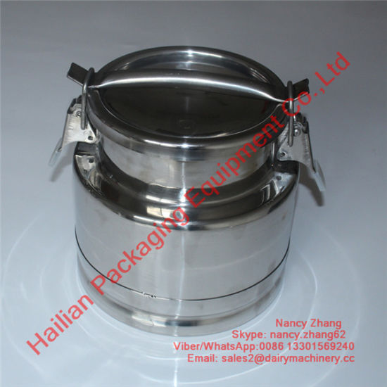 5 Liter Airtight Stainless Steel Milk Pot with Cheap Price