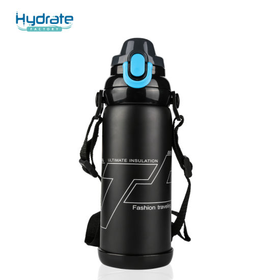 Travel Stainless Steel 18/8 Vacuum Flask Insulation Sports Water Bottles