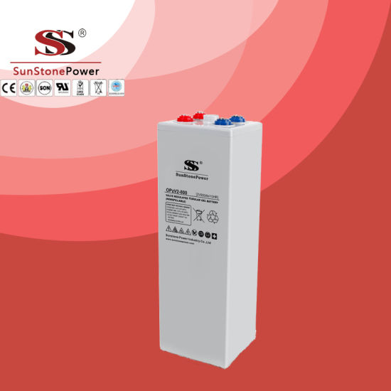 China 2V 800ah Deep Cycle Gel Battery For Home Solar Power