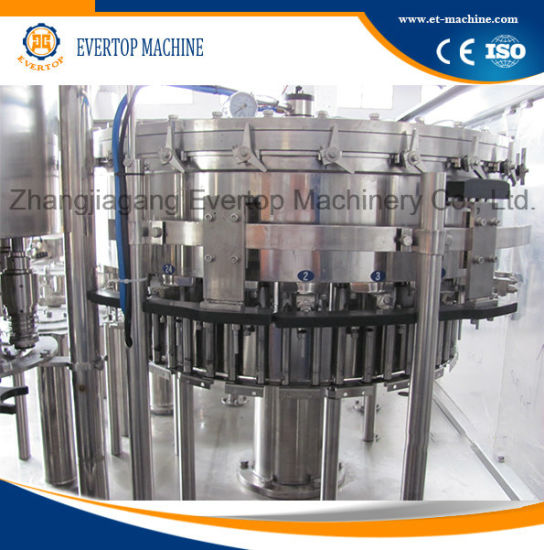 Bottled Carbonated Drink Filling Machine pictures & photos