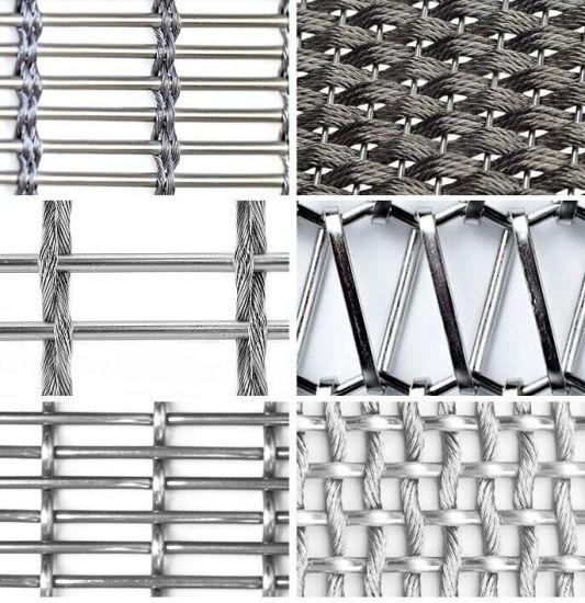 China Aluminum Alloy Decoraive Wire Mesh Supplier - China Beautiful ...