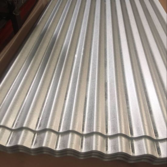 Gl Steel Building Material Corrugated Galvalume Roofing Sheet