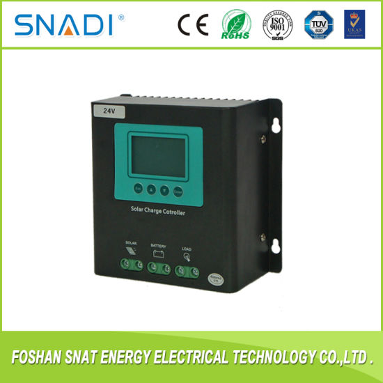 60A 36V LCD Solar Charge Controller for Solar Energy System