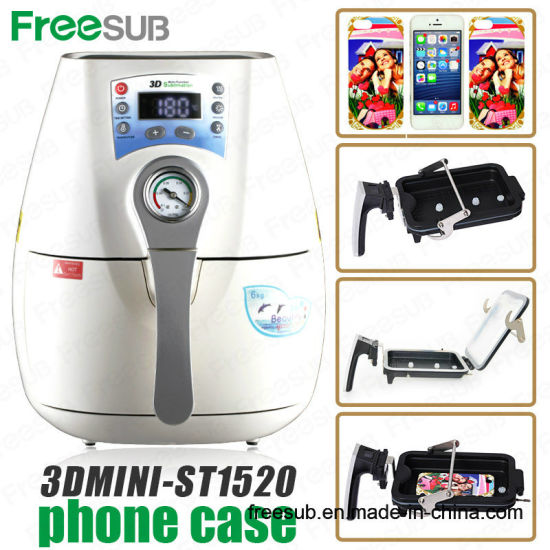 Freesub Mini 3D Sublimation Vacuum Heat Transfer Machine