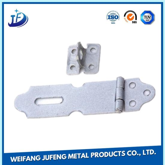 OEM Sheet Metal Stamping Bulk Coat Belt Buckle with Galvanizing Service pictures & photos