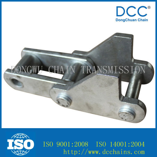Stainless Steel Galvanized Roller Chain for Sugar Industry pictures & photos