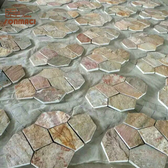 China Outdoor Floor Flagstone Mats Paving Tiles China Outdoor