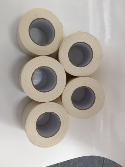 Cream Colored Fine Pattern Air Conditioner Wrapping Tape