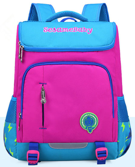 Fashion School Backpack for Boys and Girls Large Capacity School Bag