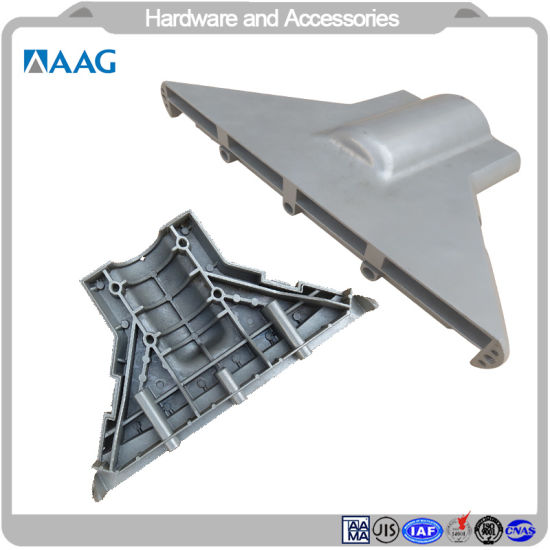 Aluminum Die Casting Mould Industrial Fittings Auto Parts Aluminum CNC Processing
