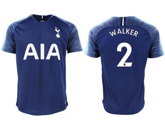 wholesale dealer d5261 2c22f Thailand Kane Spurs Soccer Jersey Eriksen Dele Football Kit Shirt