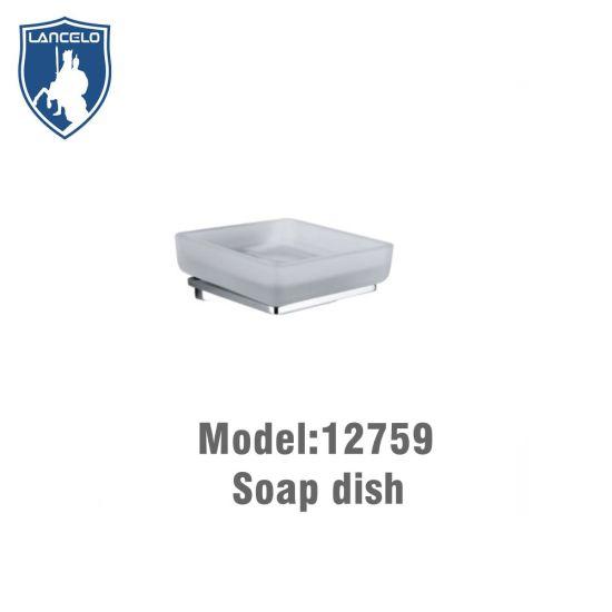 Modern Design Chinese Supplier Bathroom Accessories Set Soap Basket