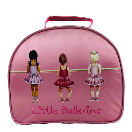 Custom Cute Fancy Cartoon Tote School Bag for Girls
