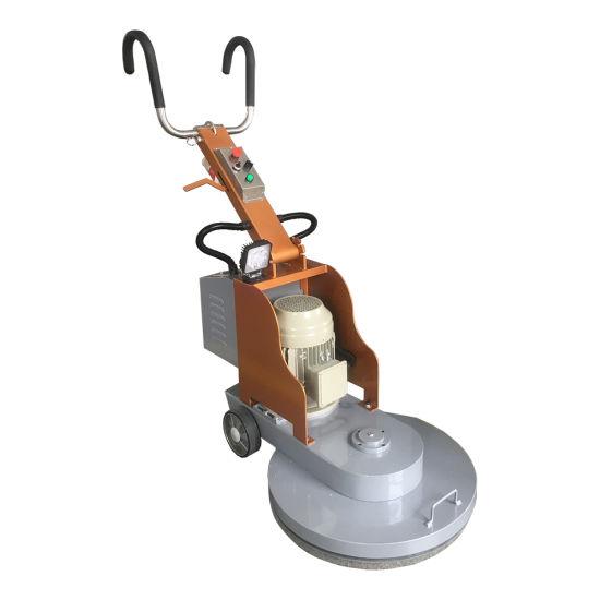 27 Inch High Speed Floor Polishing Machine for Concrete Stone Floor