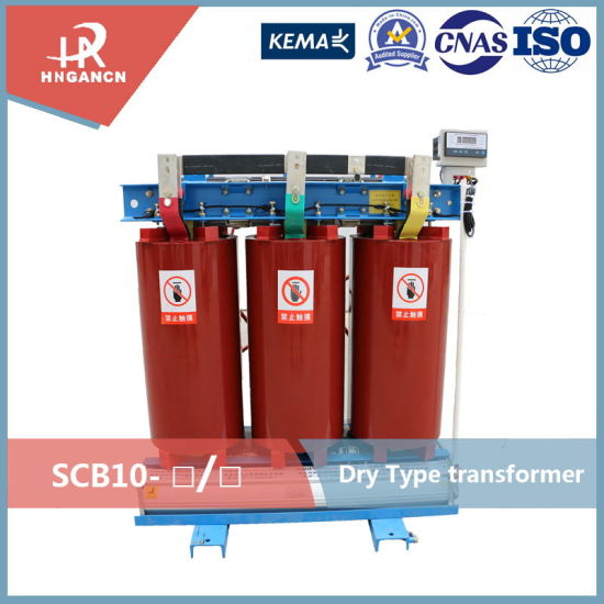 High Voltage Dry Type Transformer 30kv~4000kv Three Phase Resin Insulation Power Transformer Hight Quality pictures & photos