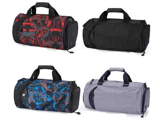 Dry Wet Depart Travel Bag Hand Bag