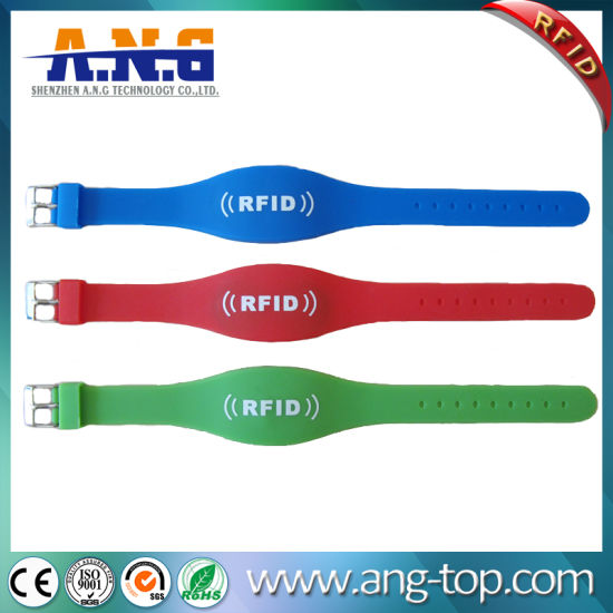China Plastic Silicone Medical ID Bracelets - China Silicone