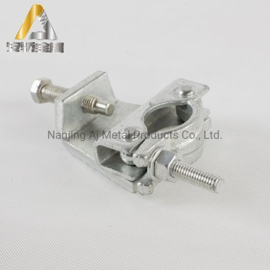 Names for Scaffolding Clamps Half Single Coupler Sleeve Board Retaining Clamp Scaffold Beam Ladder Clamp
