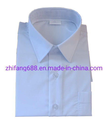 School Uniform T/C 80/20 Boy's Shirts