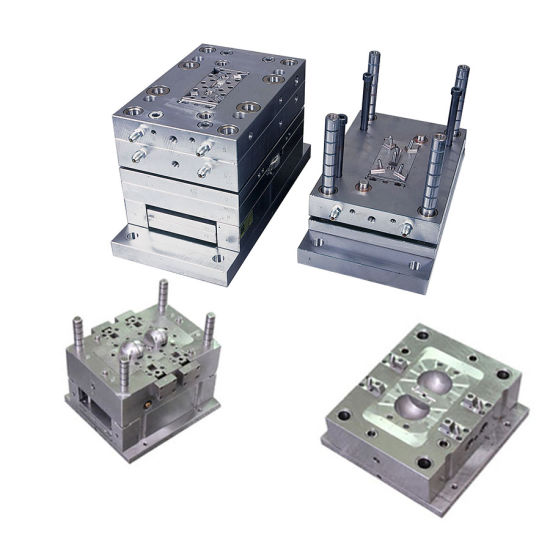 Injection Mold Maker for Plastic Fighter Toy