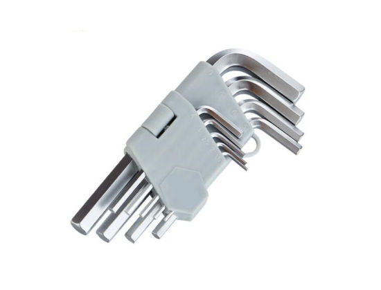 Bicycle Repair Tools Cr-V Hand Tools Hex Key Wrench Set