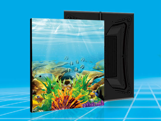 Outdoor LED Video Wall Full Color SMD High Brightness IP67 Super Thin P4 P6 P10 Outdoor LED Screen