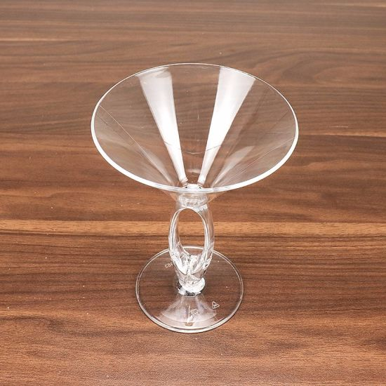 Most Popular Crystal Slanted Wine Glass for Family pictures & photos