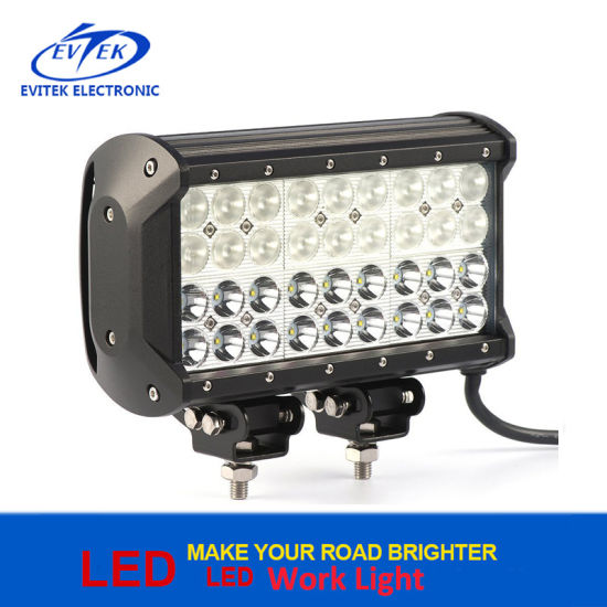 off-Road Truck Car ATV SUV for Jeep Lamp Combo Beams 9 Inch 108W CREE LED Spot Flood Work Light Bar