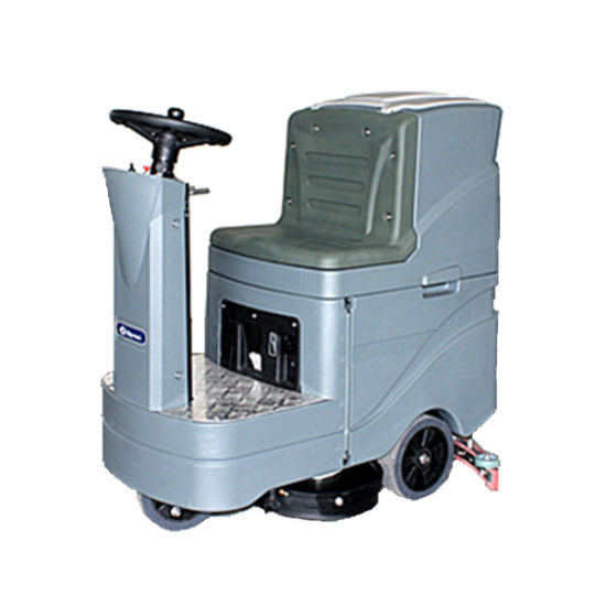 Dycon Double Brush Ride-on Floor Scrubber and Dryer with High Quality