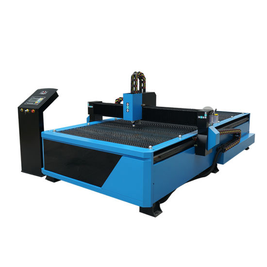 Metal Cutting Machine Table Plasama Cutter 1530 1325 CNC Plasma Cutting Machine