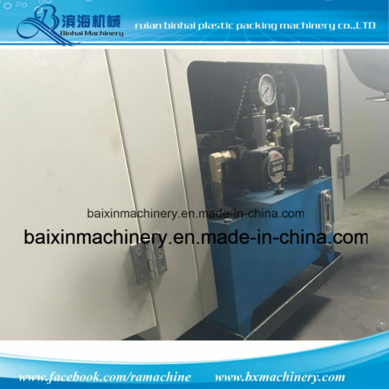 Belt Driving 4 Color Flexo Printing Machine Pneumatic Liting System pictures & photos