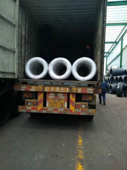 High Quality Low Carbon Steel Wire Swch15A for Hot Sale pictures & photos