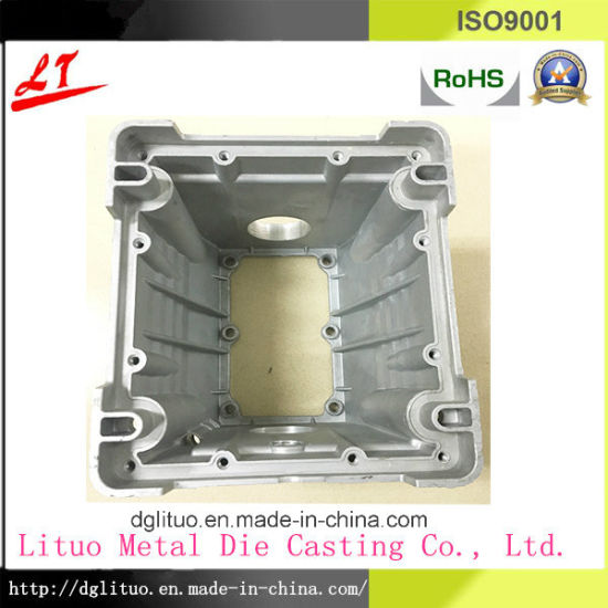 High Precision Hardware Aluminium Die Casting Industrial Components pictures & photos