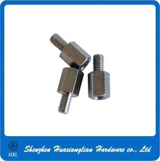 Hex Threaded Stainless Steel Brass PCB Board Spacer pictures & photos