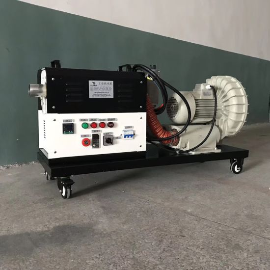 Industrial Heater Hot Air High Pressure Blower for Food Processing