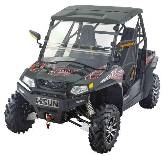 924cc Four Wheel Utility Vehicle 2 Passenger Farm Cart ATV/UTV