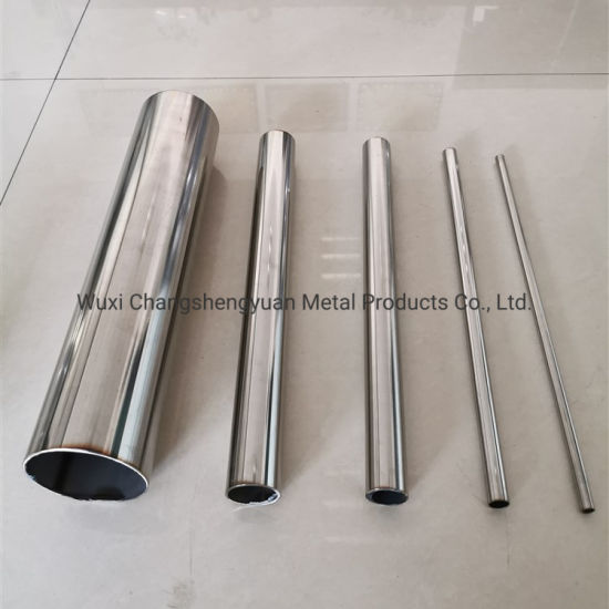 Ss Stainless Steel Pipe 201, 202, 304, 304L, 316L, 317L, 321, 310S, 254mso, 904L (welded) , 2205, 625